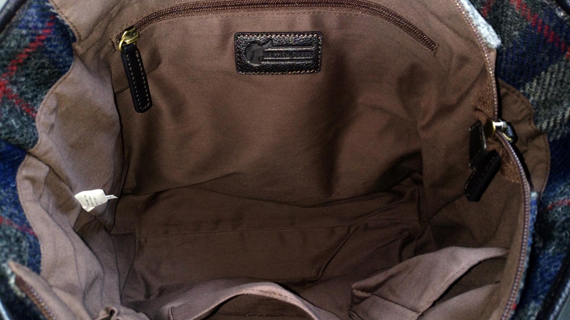 【メンズ】ハリスツイードのオシャレなトートバッグを購入したのでレビュー【口コミ】