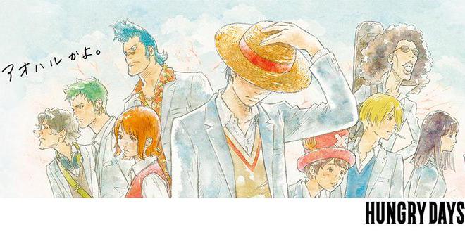 【アオハルかよ。】日清カップヌードルCM『HUNGRY DAYS ワンピース ゾロ篇』が公開されました!