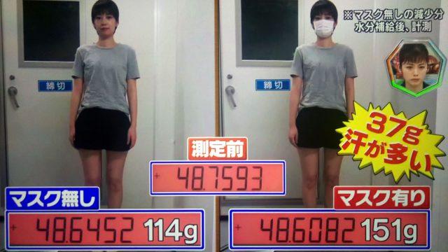 【林修の今でしょ講座】夏マスク熱中症対策まとめ|熱中症に一番有効なマスク素材は?