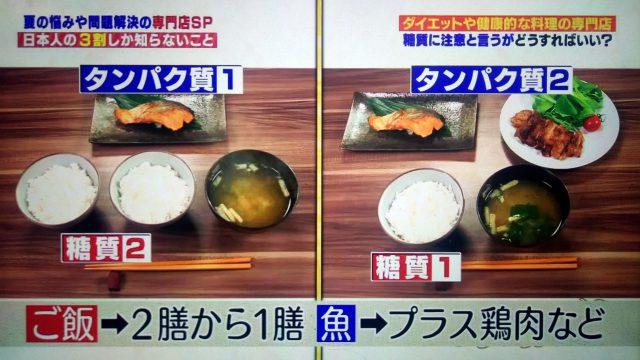 【ハナタカ優越館】ダイエット料理専門店が教える痩せやすい食事法&スクワット