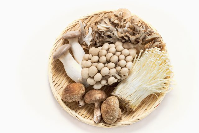 【メレンゲの気持ち】きのこレシピまとめ|ダイエット&腸活におすすめコスパ最強ヘルシー料理