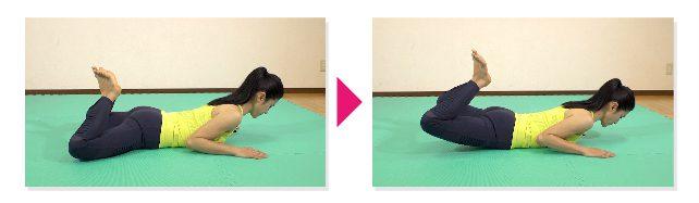 【土曜は何する】おしり筋伸ばしストレッチのやり方|Naokoさん直伝ダイエット法で美尻&美ボディに