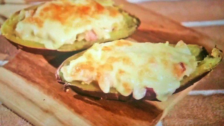 【ヒルナンデス】焼き芋グラタンの作り方 さつまいも激うまアレンジレシピ