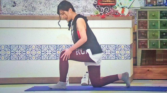 【土曜は何する】やせ筋トレダイエットのやり方|とがわ愛さん直伝!浮き輪肉の撃退・背中・美尻・美脚トレーニング