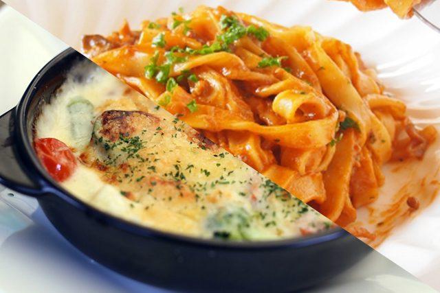 【シューイチ】餅バズレシピ|ボロネーゼ&豆乳グラタンスープ|リュウジ式おもち料理まとめ