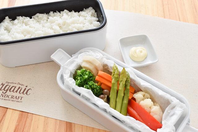 【ホンマでっかTV】ご飯を炊ける弁当箱『サンコー2段式超高速弁当箱炊飯器』を紹介 15分で炊きたてご飯&おかず