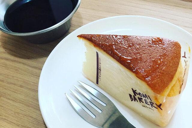 【せっかくグルメ】高知『窯出しチーズケーキ(コミベーカリー)』の通販お取り寄せ|ハナコが絶賛