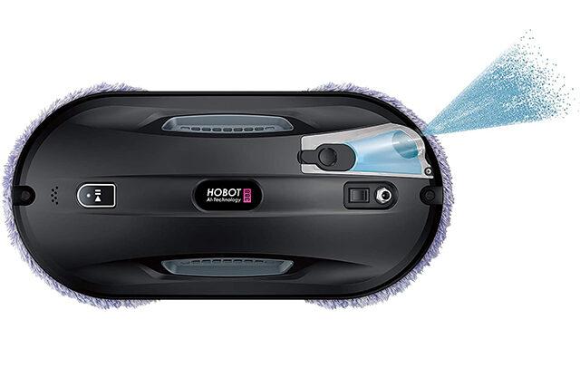 【夜会】麒麟川島さんオススメ『自動窓拭きロボットHOBOT388』を紹介|ボタンを押すだけでキレイにしてくれる最新掃除家電
