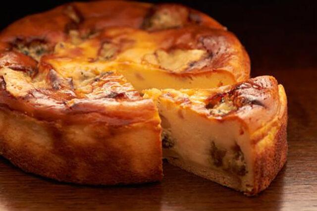 【ヒルナンデス】雲仙観光ホテル『ゴルゴンゾーラベイクドチーズケーキ』の通販お取り寄せ|パティシエが作る本格チーズケーキBEST3