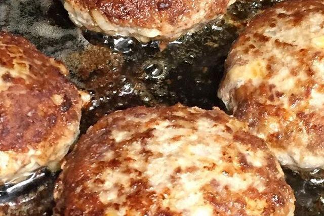 【ヒルナンデス】つばめグリルのハンバーグのレシピ|ソース・パテ・成形・焼き方・包み方