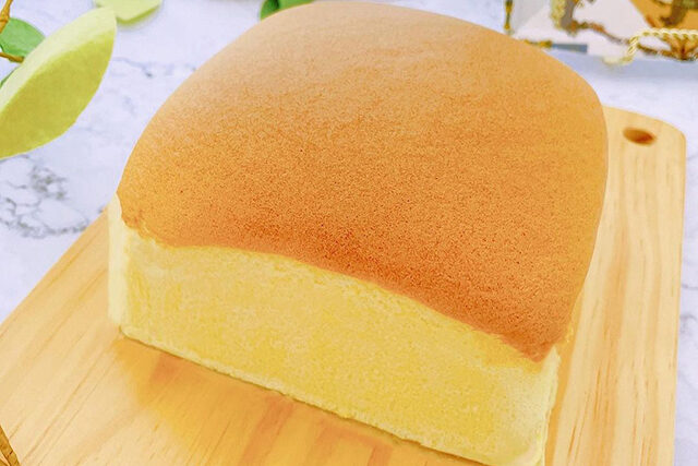 【ヒルナンデス】台湾カステラをおうちで作るレシピ 天ぷら粉で作る専門店の味