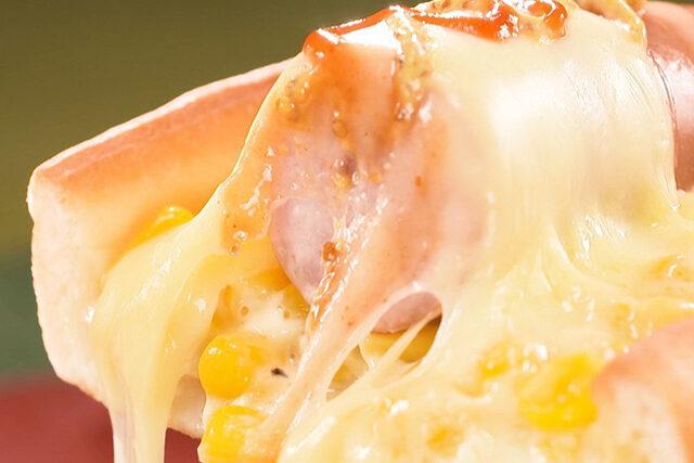 【家事ヤロウ】背徳のフランクサンドのレシピ コンビニホットスナックアレンジレシピ