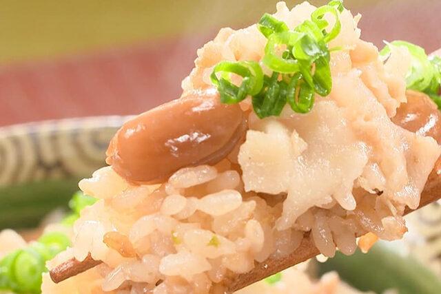 【家事ヤロウ】冷凍餃子炊き込みご飯のレシピ|炊飯器に入れて炊くだけ炊き込みご飯