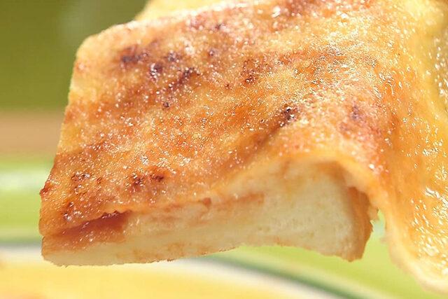 【家事ヤロウ】悪魔のカリカリピザトーストのレシピ|春のパン祭りトースト
