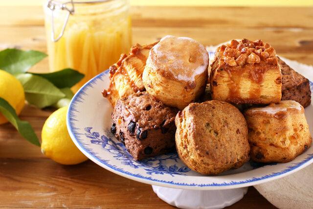 【王様のブランチ】レモンと楽しむぼくのスコーン(東京レモンチェ)の通販お取り寄せ|朝食にピッタリな爽やかスイーツ