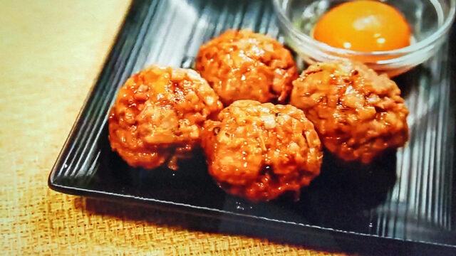 【ヒルナンデス】レンジ豚つくねのレシピ|リュウジの冷蔵庫食材使い切り爆速レシピ