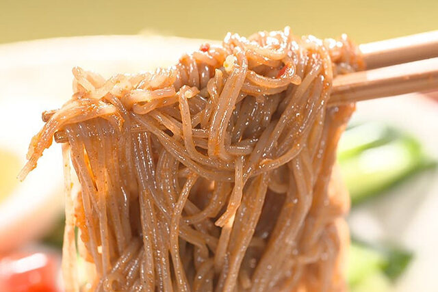 【家事ヤロウ】ビビン麺のレシピ サンチョン(山村)の味をグルメ科捜研で再現