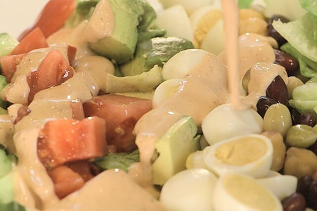 【家事ヤロウ】和田流コブサラダのレシピ 和田明日香さんが早炊き38分間で作る絶品おかず