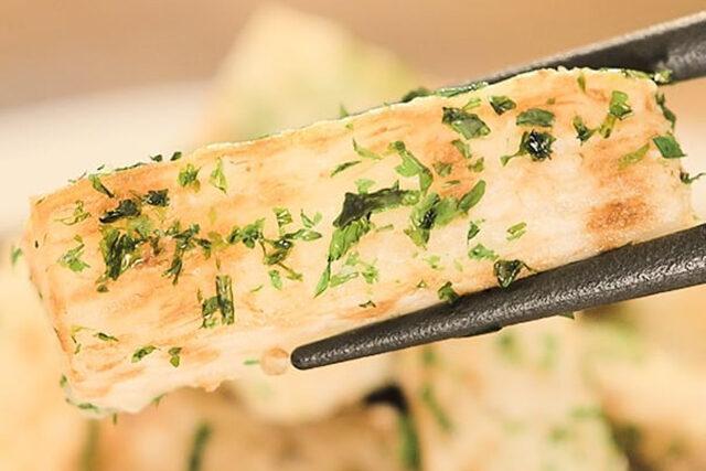 【家事ヤロウ】フライド長芋のレシピ|和田明日香さんが早炊き38分間で作る絶品おかず