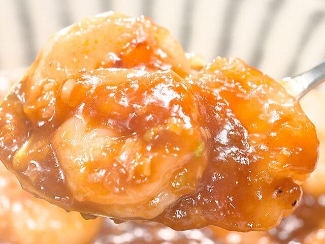 【家事ヤロウ】焼肉のたれエビチリのレシピ|井ノ原快彦の焼肉のたれアレンジレシピ