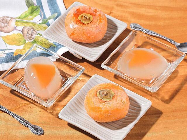 【所さんお届けモノです】冷やし柿(柿の専門いしい)の通販お取り寄せ|奈良のひんやりご当地スイーツ