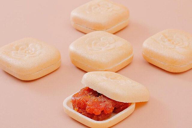 【所さんお届けモノです】柿もなか(柿の専門いしい)の通販お取り寄せ|奈良の完熟柿ご当地スイーツ
