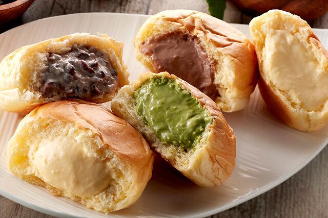 【つぶれない店】八天堂の冷やして食べるクリームパン『プレミアムフローズンくりーむパン』の通販お取り寄せ