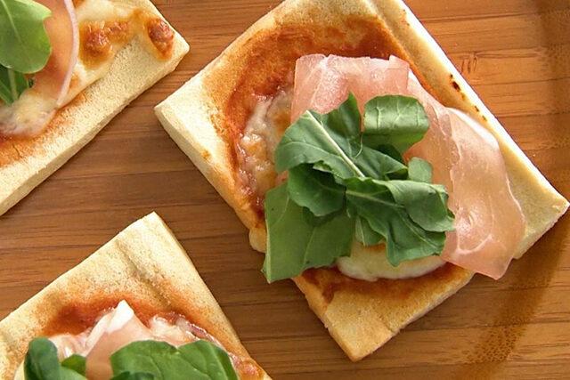 【よるのブランチ】高野豆腐ピザのレシピ 糖質10分の1&カロリーカットのヘルシー料理
