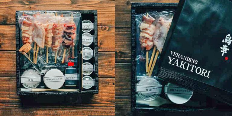 【ヒルナンデス】焼き鳥ミールキット『鶏とはかた地鶏のミールキット 鳥幸オリジナル焼台セット』の通販お取り寄せ|ミシュラン名店の味をおうちで