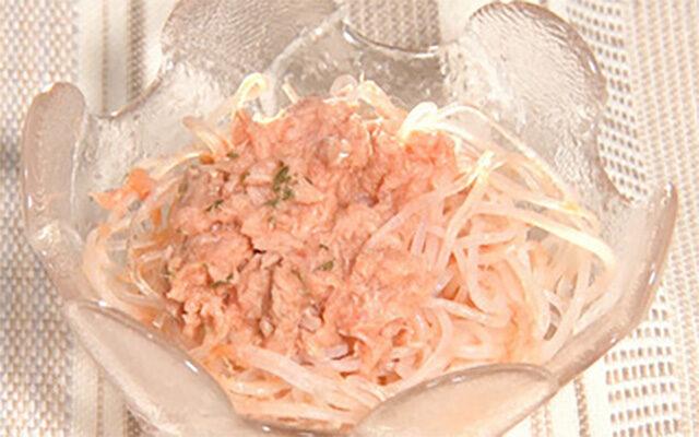 【ヒルナンデス】トマトのカッペリーニ風春雨サラダのレシピ|家政婦ごはんさん直伝!子どもの苦手を克服する野菜料理