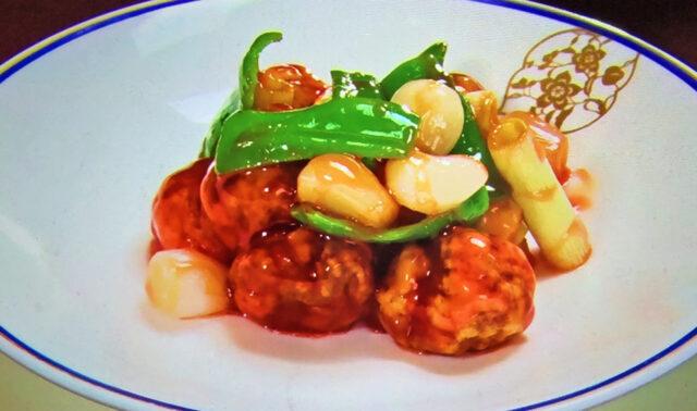【ヒルナンデス】酢豚(オークラ東京)のレシピ 五つ星ホテルの味をおうちで再現