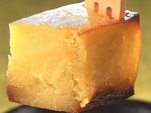 【家事ヤロウ】いもようかんの丸焼きのレシピ トースター丸焼きレシピ