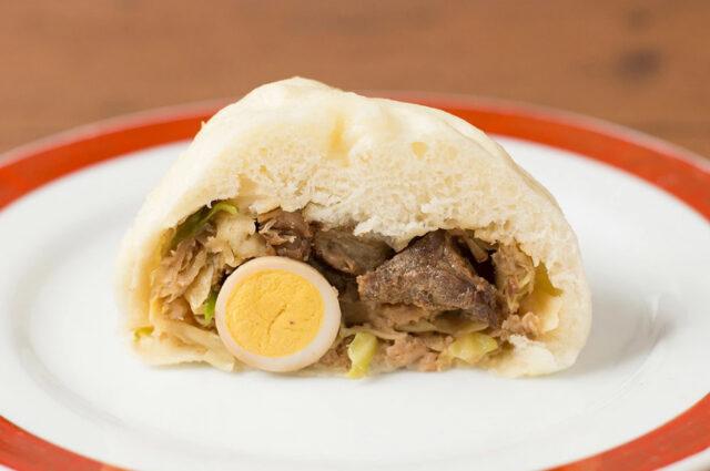 【ケンミンショー】山珍の豚まんの通販お取り寄せ|岡山県の絶品肉まん