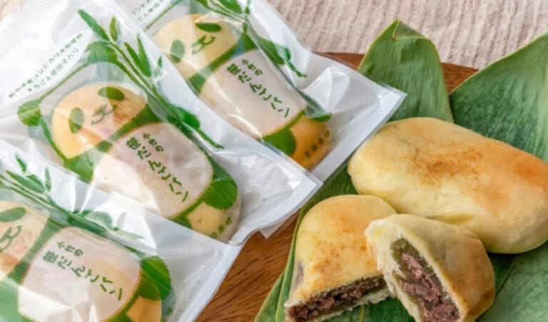 【ケンミンショー】笹だんごパン(小竹製菓)の通販お取り寄せ|新潟県の絶品グルメ