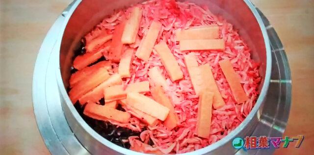 【相葉マナブ】なかよし釜飯のレシピ|釜-1グランプリNEO
