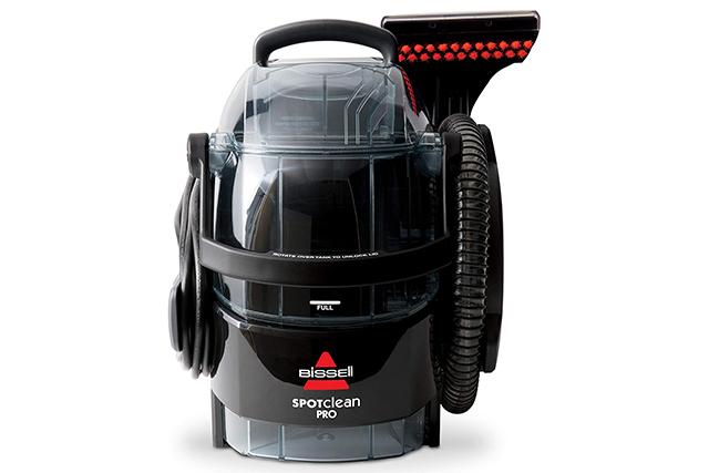 【沸騰ワード10】スマート家電掃除機『スポットクリーンプロ』を紹介 ソファが水洗いできる超強力クリーナー