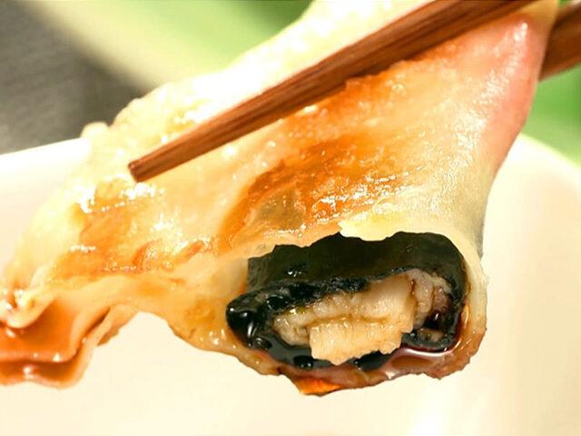 【家事ヤロウ】カニカマ餃子のレシピ 話題の餃子レシピ2021最新版