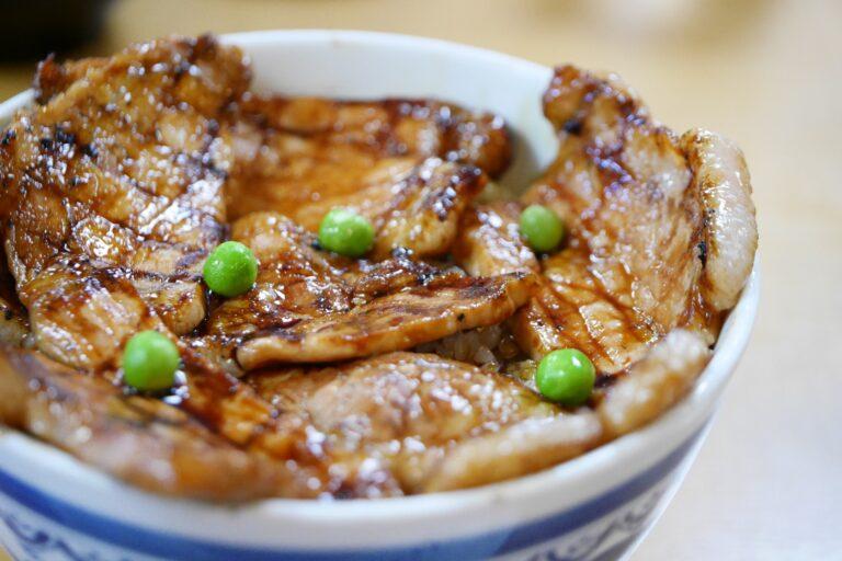 【ラヴィット】的場浩司おすすめ豚丼(ぶた丼のとん田)の通販お取り寄せ