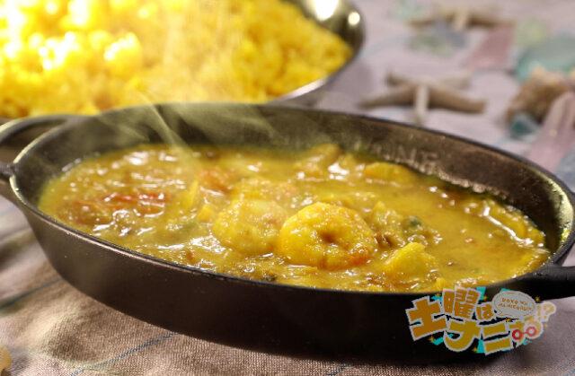 【土曜は何する】レンチンスパイスカレーレシピ5品まとめ 印度カリー子が教える夏バテ解消の超時短レシピ