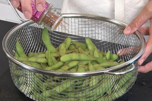 【家事ヤロウ】枝豆のメキシコ風のレシピ 和田明日香さんが早炊き38分間で作る絶品おかず