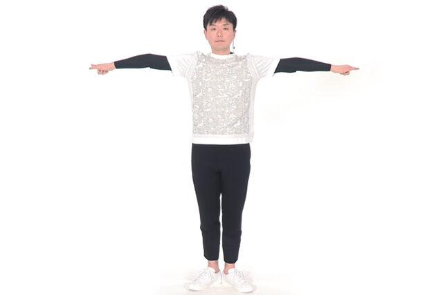 【ぴったんこカンカン】フリパラツイストダイエットのやり方 ぽっこりお腹解消エクササイズ体操