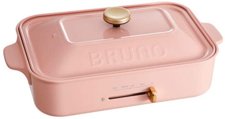 【夜会】橋本環奈さん愛用『BRUNOコンパクトホットプレート』を紹介 クレープパーティーにおすすめ