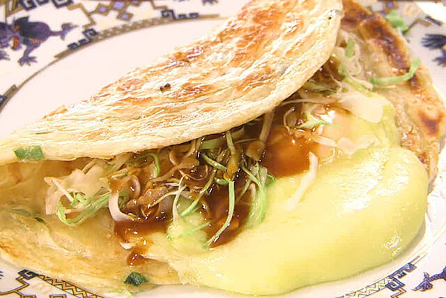 【家事ヤロウ】台湾屋台風包みパンのレシピ 業務スーパー爆売れ商品アレンジレシピ