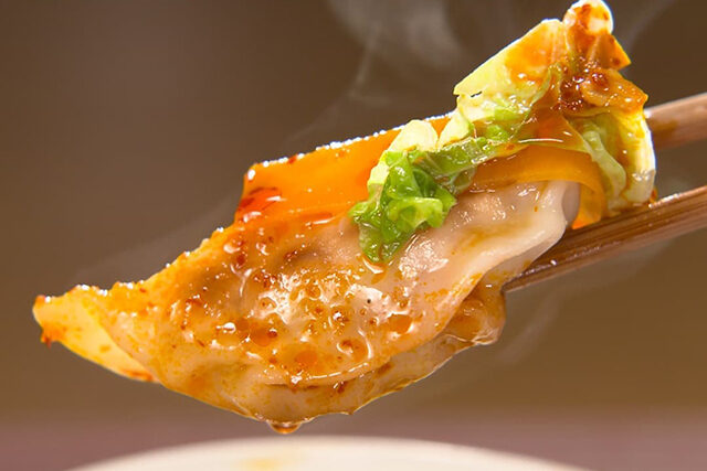 【家事ヤロウ】キムタク『冷凍餃子鍋』のレシピ|木村拓哉の自宅リアル飯