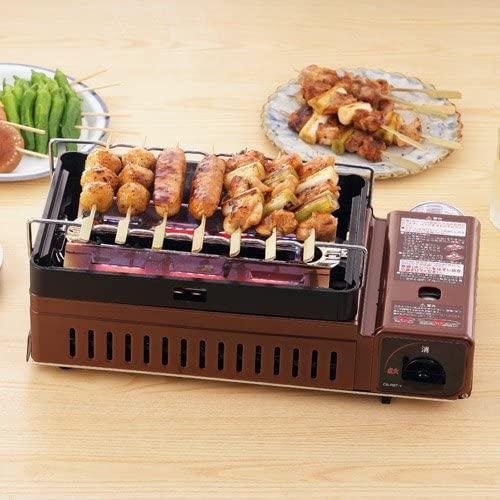【今夜くらべてみました】チャングンソク愛用カセットガスコンロ『イワタニ 炉ばた焼器 炙りや』を紹介