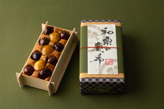 【今夜くらべてみました】和栗のケーキ(慶希処AMATERRACE)の通販お取り寄せ ぼる塾田辺さんおすすめスイーツ