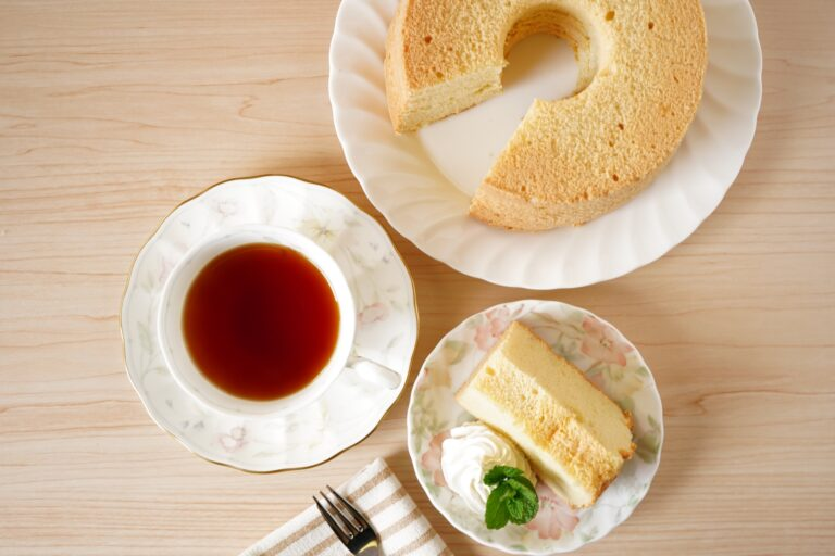 【ラヴィット】ぼる塾田辺さんおすすめ米粉のシフォンケーキ(otaco)の通販お取り寄せ
