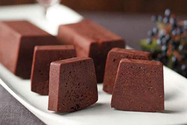【ラヴィット】ぼる塾田辺さんおすすめチョコレートケーキ『OGGI ショコラデショコラ』の通販お取り寄せ