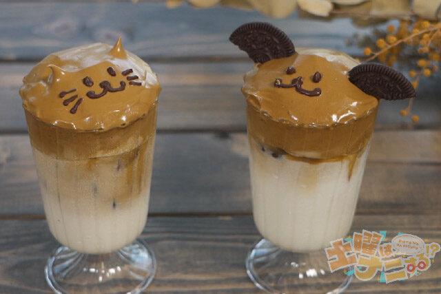【土曜は何する】ダルゴナコーヒーのレシピ 福本美樹さん直伝カラフルで映える韓国スイーツ