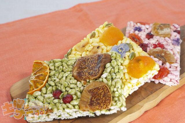 【土曜は何する】フルーツカンジョンのレシピ|福本美樹さん直伝カラフルで映える韓国スイーツ
